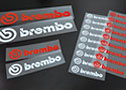 brembo Die Cut Sticker