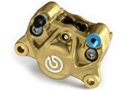 P2 32 Rear Caliper P/No.20.6950.21(Gold)