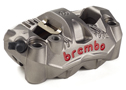 P2 32 Rear Caliper P/No.20.5161.43(Gold)