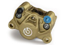 P2 34 Rear Caliper P/No.20.6951.60(Gold)